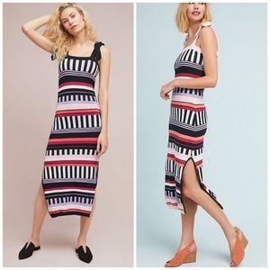Anthropologie Azulu Sydney Knit Dress Size 8 New